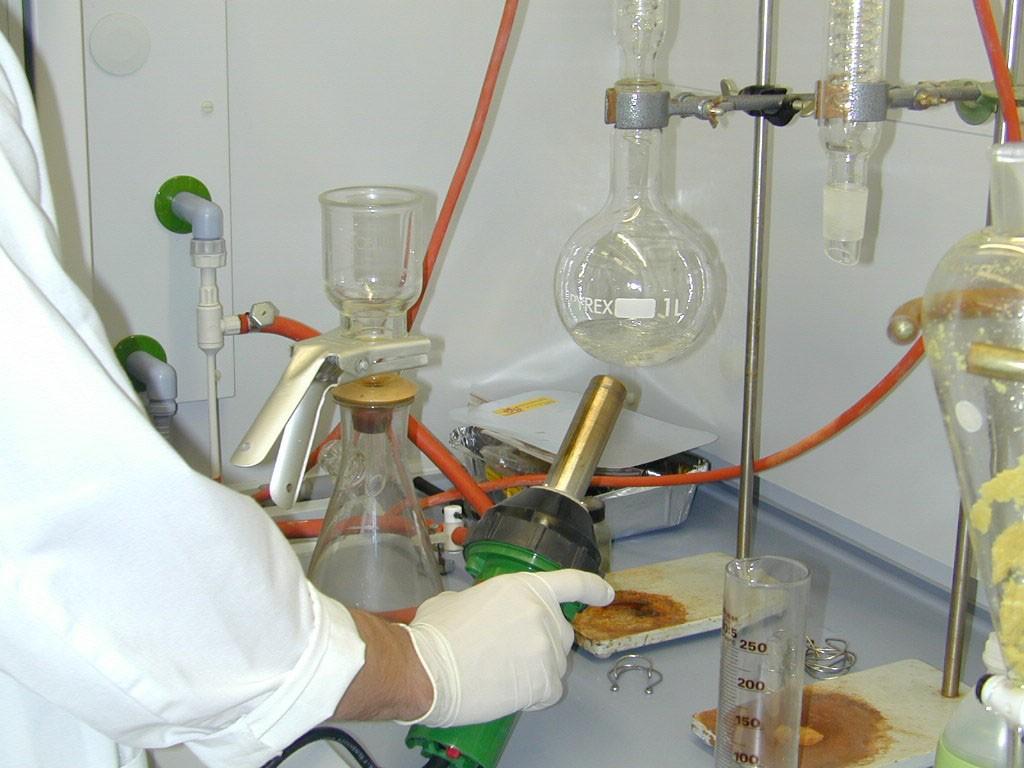 Główne sektory przemysłu chemicznego